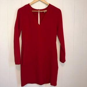 Rachel Roy mini shift dress with pockets